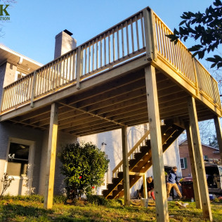 CANDLEWOOD DRIVE NEW DECK